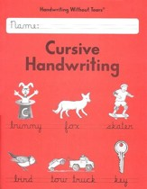 Cursive Handwriting Student Workbook Grade 3, Updated Edition