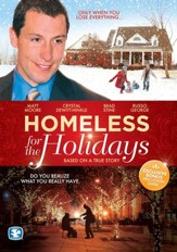 Homeless for the Holidays, DVD