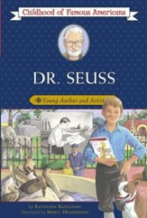 Dr. Seuss: Young Author and Artist - eBook