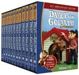 Davey and Goliath, 12-DVD Boxed Set