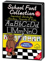 School Font Collection