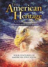 Four Centuries of American Education, DVD