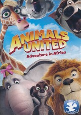 Animals United, DVD