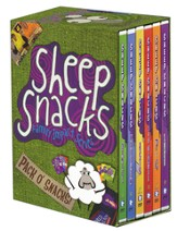 Sheep Snacks: Six DVD Set