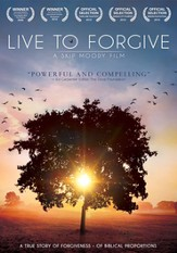 Live to Forgive, DVD