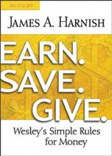 Earn. Save. Give. Leader Guide: Wesley's Simple Rules for Money