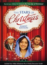 The Stars of Christmas, DVD