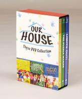 Our House Series, 3-DVD Boxed Set