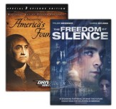 Discovering America's Founders & The Freedom of Silence 2-Pack