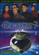 Genesis 7, Episode 1: The Mission, DVD