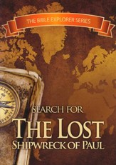 Search for the Lost Shipwreck of Paul, DVD