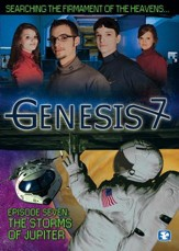 Genesis 7, Episode 7: The Storms of Jupiter, DVD