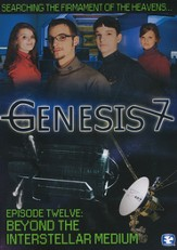 Genesis 7, Episode 12: Beyond the Interstellar Medium, DVD                                               - Slightly Imperfect
