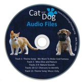 Cat and Dog Attitudes! Audio CD