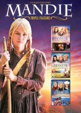 Mandie Series: 3 DVD Boxed Set