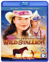 The Wild Stallion Blu-Ray/DVD Combo