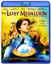 The Lost Medallion Blu-Ray