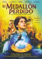 El Medallón Perdido  (The Lost Medallion), DVD