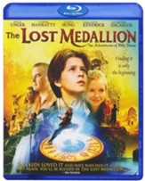 The Lost Medallion, Blu-ray/DVD Combo