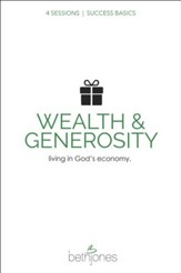 Success Basics on Wealth and Generosity: Living in God's Economy - eBook