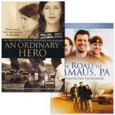 An Ordinary Hero & The Road to Emmaus, Pa 2-Pack