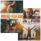 Hiding in Plain Sight & Walk By Faith 2-Pack