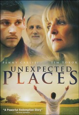 Unexpected Places, DVD