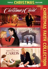 Triple Christmas Feature: Christmas Child, Journey to Paradise, and The Miracle of Cards
