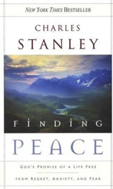 Finding Peace: God's Promise of a Life Free from Regret, Anxiety, and Fear - Slightly Imperfect