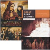 The Covenant & Great Bible Stories Volume 1, 2-Pack