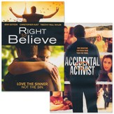 Right to Believe & Accidental Activist 2-Pack