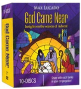God Came Near - Church Edition 10 Pack DVD Set