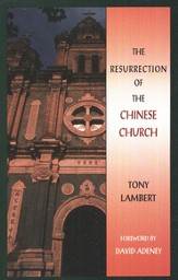 Resurrection Of The Chinese Church