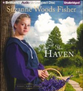 #2: The Haven Unabridged Audiobook on CD - Value Priced Edition