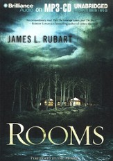 Rooms: A Novel Unabridged Audiobook on MP3-CD