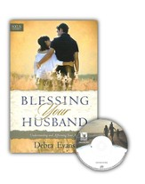 Blessing Your Husband book/Love Your Husband broadcast CD bundle