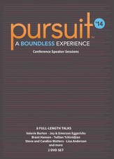 Pursuit 2014: A Boundless Experience - Conference DVD