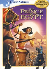 The Prince of Egypt, DVD