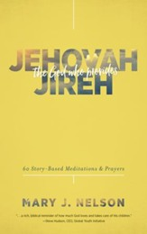 Jehovah-Jireh: The God Who Provides: 60 Story-Based Meditations and Prayers - eBook