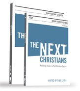 Next Christians Pack: Following Jesus in a Post Christian Culture, Participant's Guide & DVD