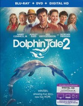 Dolphin Tale 2, Blu-ray/DVD/Digital HD