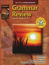 Core Skills: Grammar Review (Middle School and Up)
