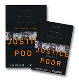 Justice for the Poor Pack: Love God Serve People Change the World, Participant's Guide and DVD