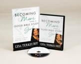 Becoming More Than a Good Bible Study Girl, DVD & Participant's  Guide Set - Slightly Imperfect