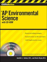 CliffsNotes AP Environmental Science with CD-ROM