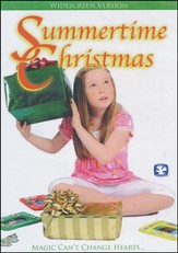 Summertime Christmas, DVD