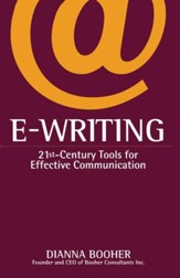 E-Writing: 21st-Century Tools for Effective Communication - eBook