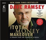 The Total Money Makeover  Audiobook on CD