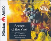Secrets of the Vine, Abridged audio CD