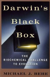 Darwin's Black Box: The Biochemical Challenge to Evolution - eBook